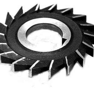 Фрезы дисковые 3-х сторонние